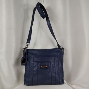 Tignanello Essex Street Convertible Leather Bag